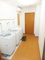 シルバーホーム洗濯室